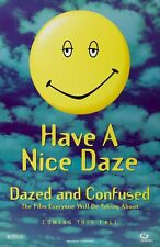 """Dazed and Confused movie poster (c)  - 11"""" x 17"""""""