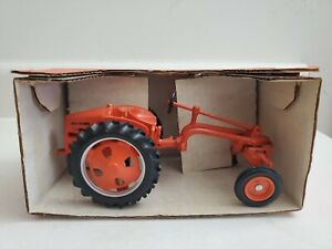 Allis-Chalmers G Tractor #1 Antique Series by Scale Models  1/16 scale