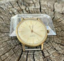 Men's wrist watch POLJOT de luxe 2209   23  jewels USSR Export version