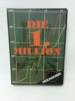 DIE 1.MILLION - DAS KARTENSPIEL - HEXAGAMES - VON SID SACKSON - RARITÄT