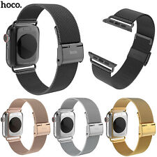 HOCO Milanese Mesh Loop Strap For Apple Watch iWatch 5 4 3 2 Band Sport Bracelet
