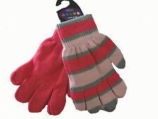 Cotton Blend Girls Gloves and Mittens