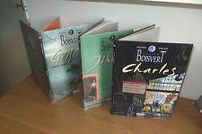 3 E.O. N°2 N°4 et N°3 Julien Boisvert de PLESSIX Grisnoir-Charles-Jikuri TBE