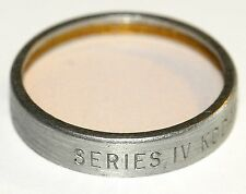 Kodak Series IV 4 Skylight Filter     EXCELLENT CONDITION!!