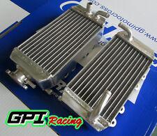 L/R Aluminum Radiator FOR Honda Motorcross CRF150R CRF 150 R 2007-2015