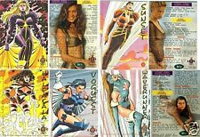 Portfolio Secret Elite Force EF 9 card subset
