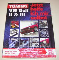 Tuning VW Golf II und VW Golf III !