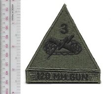 United States Army Germany 3rd Armored Division 120mm Gun Unit acu