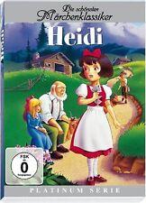 DVD: HEIDI  - zauberhafte Verfilmung des Kinderbuch-Klassikers von Johanna Spyri