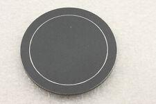 58mm Metal Front Lens Cap - Screw In  - Japan - USED Y32