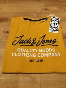 Jack & Jones Boys Hero T shirt (3 colours and 3 designs) age 9-16