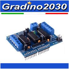 Drive Motor Shield per Arduino Duemilanove UNO Mega R3 AVR ATMEL