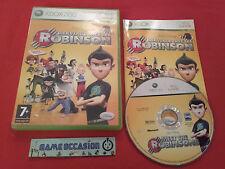 DISNEY BIENVENUE ENTRE EL ROBINSON XBOX 360 COMPLETO MICROSOFT PAL