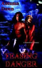 Teasing Danger (Futuristic Romance)