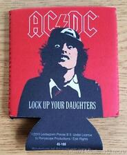 "AC/DC Koozie/Can Cooler  ""Lock Up Your Daughters""  Official/Licensed   NEW"