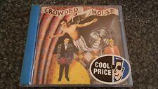 Crowded House- Same/Debut/Self-Titled CD USA 1987 Disc Made in Swindon, UK