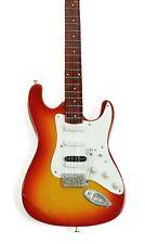 Miniatur Gitarre Deko-Gitarre E-Gitarre Holz 26x7x2 Premium Quality