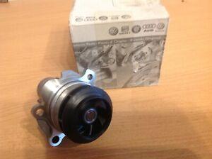 038121019E Wasserpumpe Kühlmittelpumpe Original VW