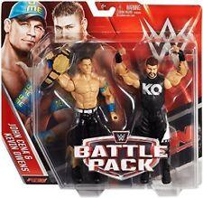 WWE John Cena & Kevin Owens Champion des Etats-Unis Pack Combat Action Figure Series 39