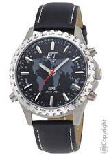 Ett reloj hombre GPS Satellite Wave World Wide time Titan-egt-10424-21l - nuevo embalaje original