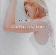 Something to Remember by Madonna CD Nov 1995 Warner Bros.