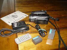 Canon Hv30 Pal Mini Dv Hdv Hd Camcorder - Hv20 Hv40