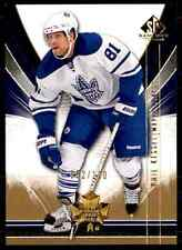 2009-10 SP Game Used Gold Phil Kessel #91