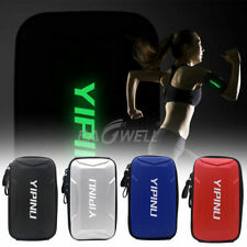 Sports Gym Running Jogging Armband Bag Exercise Arm Band Key Phone Holder Case
