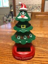 New 2019 Solar Powered Dancing Toy CHRISTMAS - Santa Christmas Tree
