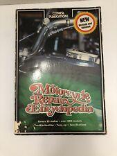 Vintage Clymer Motorcycle Repair Encyclopedia Manual Covers 22 Makes 200+ Models