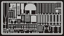 EDUARD 32125 Interior Set for Trumpeter® Kit P-38L in 1:32