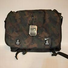 Nike Camo Messenger Bag/Briefcase. New.