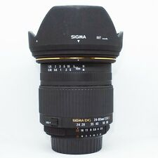 *MINT*Sigma AF 24-60mm f/2.8  DG EX Lens For Nikon+UV FILTER