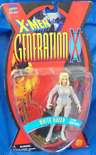 Marvel Comics X-Men Generation X White Queen Action Figure MOC MIP TOY BIZ 1996