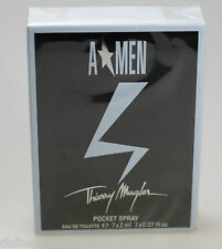 Thierry MUGLER A MEN 7 x 2 ML EAU DE TOILETTE SPRAY POCKET (rechargeable)