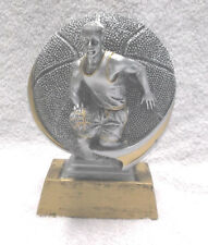 BASKETBALL trophy resin award MX507 male