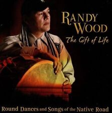 FREE US SHIP. on ANY 3+ CDs! NEW CD Randy Wood: Gift of Life: Round Dances & Son