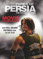 """VERY GOOD"" Disney Movie Storybook: Movie Storybook: ""Prince of Persia"", , Book"