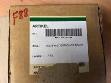 TOSHIBA TEC b-482 Centronics Board fmbc 0067601