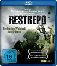 Restrepo - Die blutige Wahrheit des Krieges (OmU)[Blu-ray/NEU/OVP] Dokumentarfil