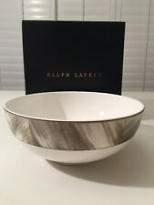 NIB Auth. Ralph Lauren Home Collection 'Gwyneth' Serving Bowl Dish