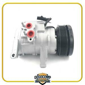 AC Compressor Fits Chrysler Aspen Dodge Durango 3.7L & 4.7L OEM 10S20E CO357