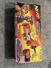 nerf n strike vulcan ebf-25 dart blaster gun