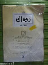 Elbeo Alpha Nylons*  Feinkrepp *Nylonstrümpfe *30 den* Strapsstrümpfe *35-37