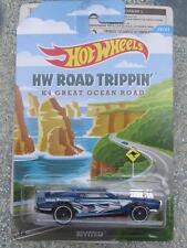 HOT WHEELS 2015 ROAD TRIPPIN 15 Rivited Blu