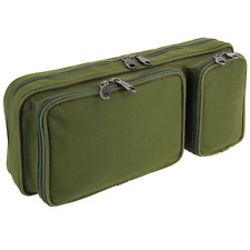 Buzz Bar Storage Bag / Case Pockets for Alarms Fishing Rod Rests Pod  etc