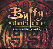 Buffy The Vampire Slayer Class Of 99 (Unlimited) Factory Sealed Box 36 Packs
