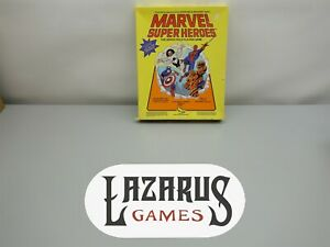 Marvel Super Heroes: The Heroic Role-Playing Game Boxed Set 1984 (TSR 6850)