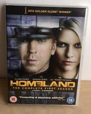 Homeland Season 1 DVD Boxset.