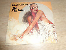 LP 45 GIRI DIANA ROSS IT'S MY TURN 1980